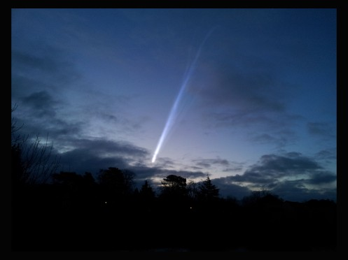 Nov 30 ISON sunrise