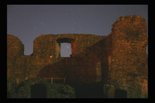 PANSTARRS and Kendal Castle 2