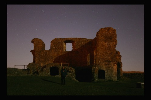 PANSTARRS and Kendal Castle 3