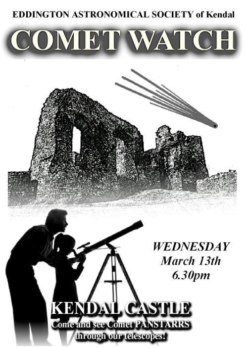 PANSTARRS Comet Watch poster jpg sm