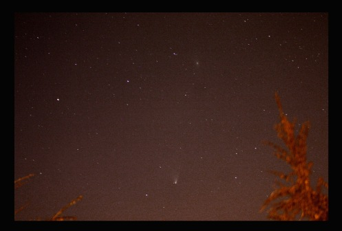 PANSTARRS M31 March 30th 2013s