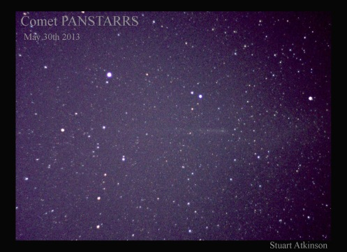 PANSTARRS May 30th a