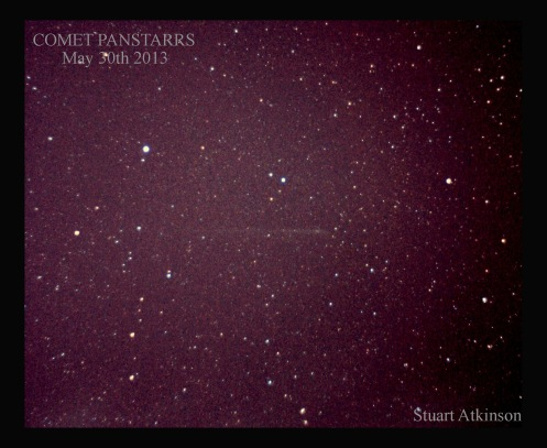 PANSTARRS May 30th b