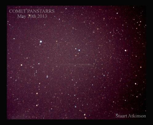 PANSTARRS May 30th b