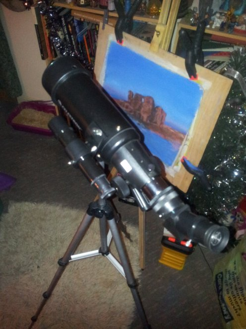 new scope