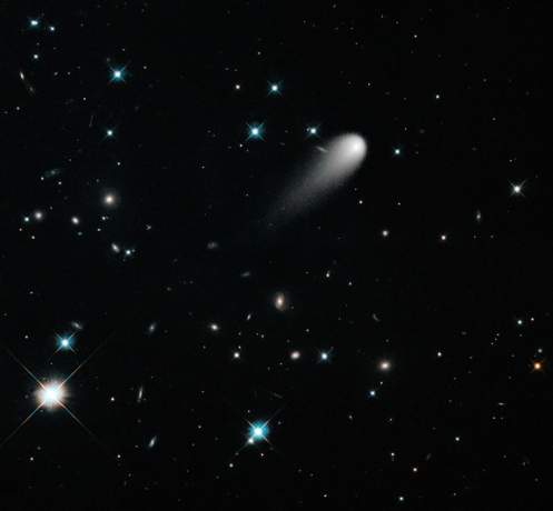 comet-ison-galaxies-hubble