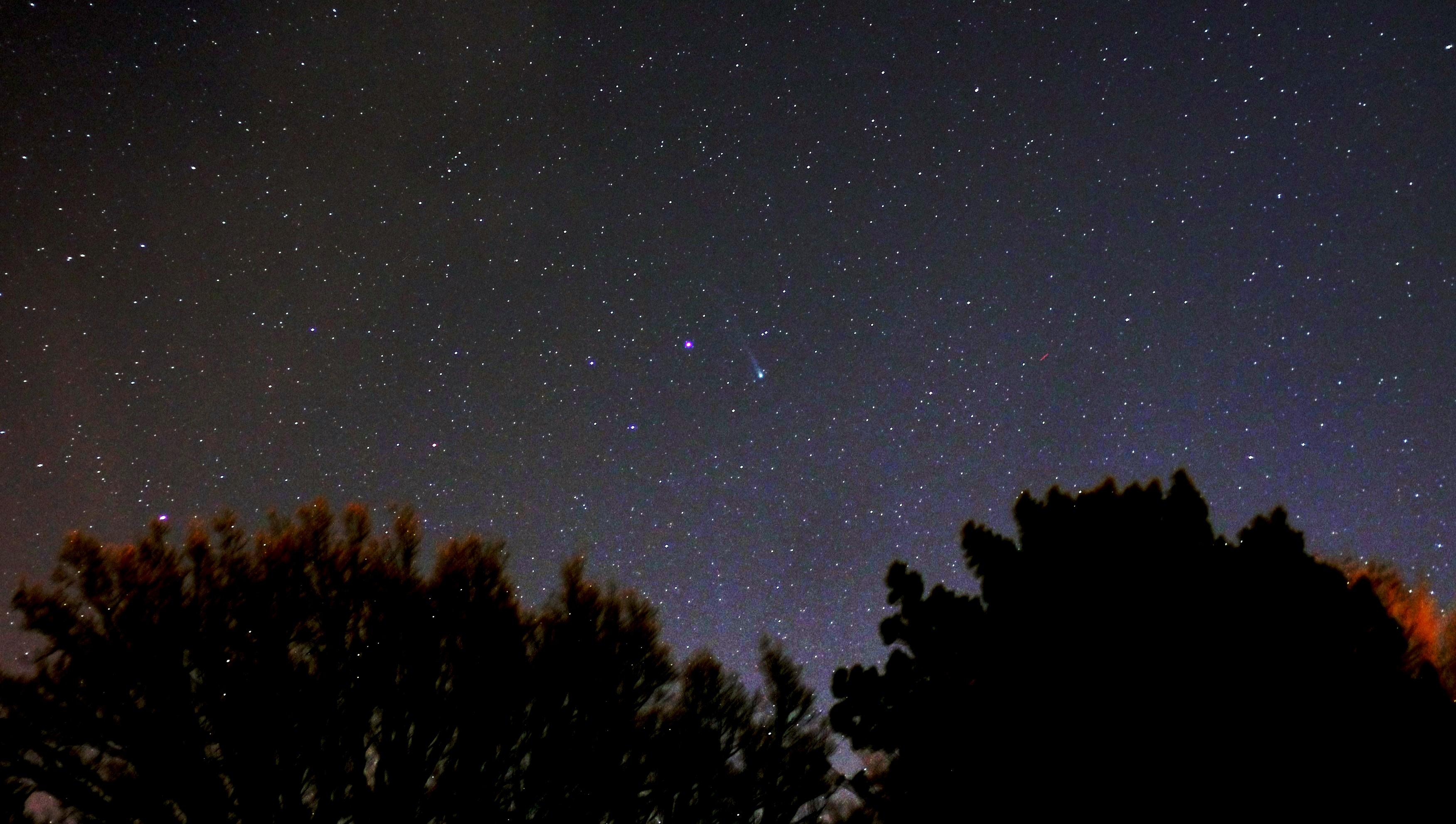 comet ison update - HD3503×1982