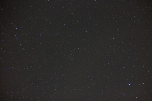 PANSTARRS K1 April 5th 2014 s